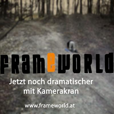 """Kamerakran"" – Frameworld Image Video; 2011"